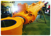 Double Acting Flange Hydraulic Cylinder for Engineering Machinery
