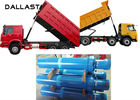 Telescopic One Way Hydraulic Cylinder Dumper Tipper Trailer TS16949 Certification
